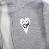 Little Ghost Heart Patch