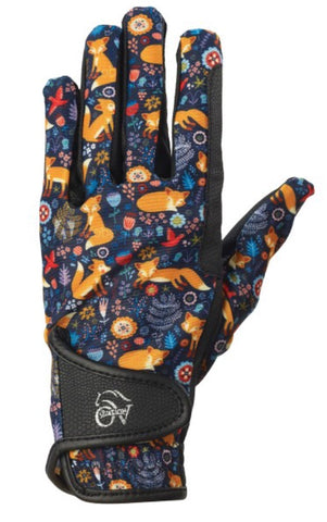 Ovation Performerz Riding Gloves Ladies