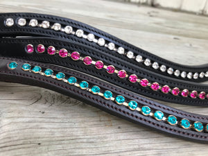 Shires Aviemore Large Diamond Browband