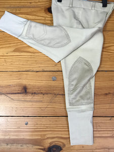 Children's Riding Breeches Knee Patch