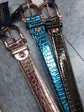Ovation Rosegold Belts