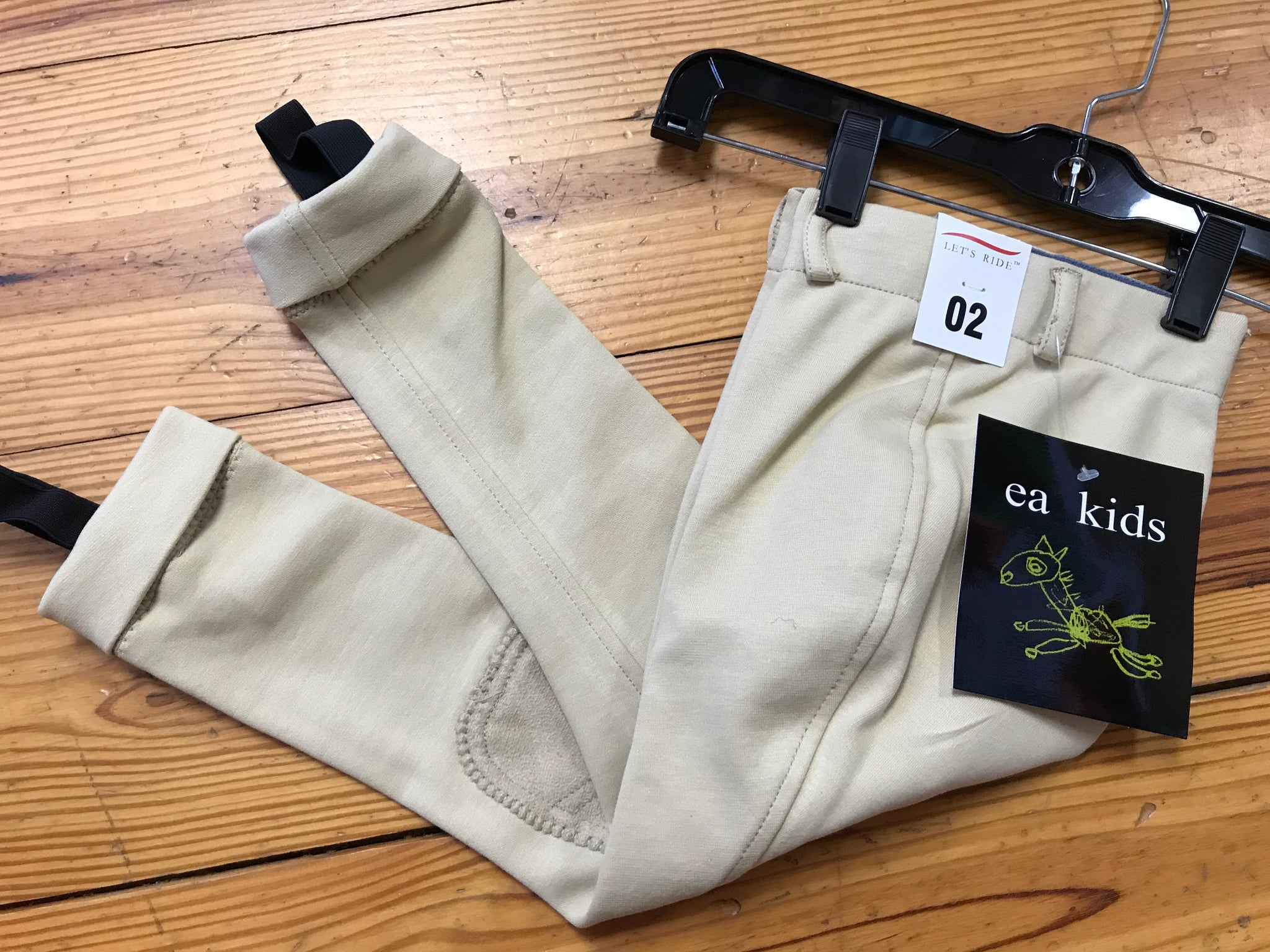 Children's Jodphur Riding Pants