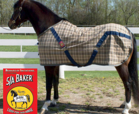 The Original 5/A Baker Stable Sheet