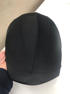 Showman Lycra Helmet Cover