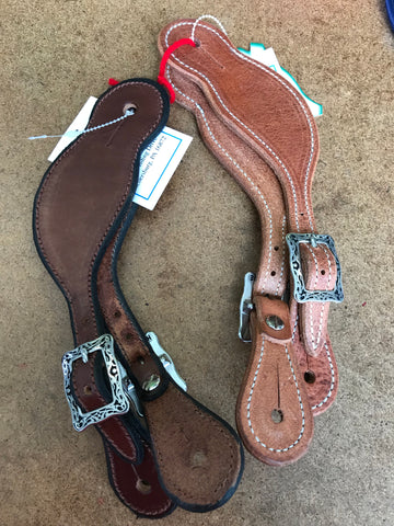 Western Spur Straps Ladies Plain