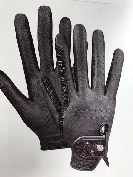 ELT Glitter Riding Gloves