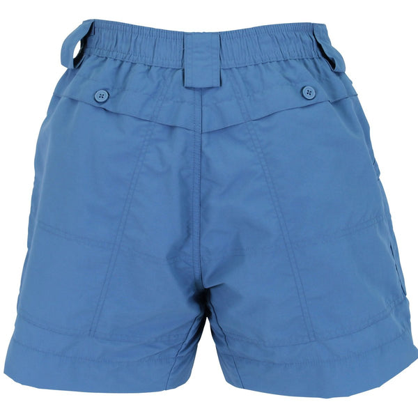 "AFTCO M01 ""Original"" Fishing Shorts-Air Force Blue"