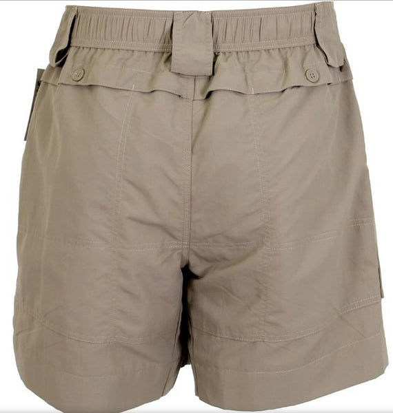 "AFTCO M01 ""Original"" Fishing Shorts-Oak"