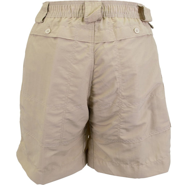 AFTCO MO1L Long Fishing Short-Khaki