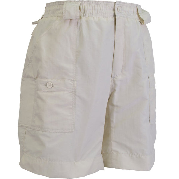 AFTCO MO1L Long Fishing Short-Natural