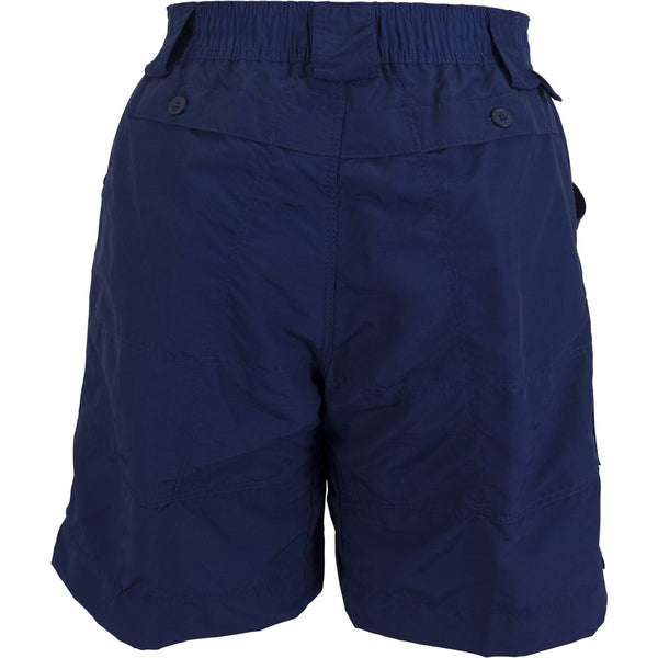AFTCO MO1L Long Fishing Short-Navy