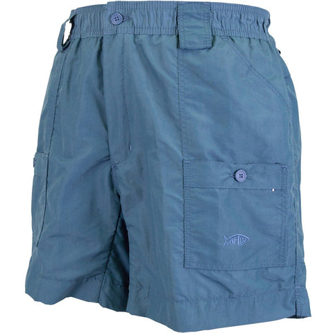 AFTCO Original MO1 Fishing Shorts-Ocean