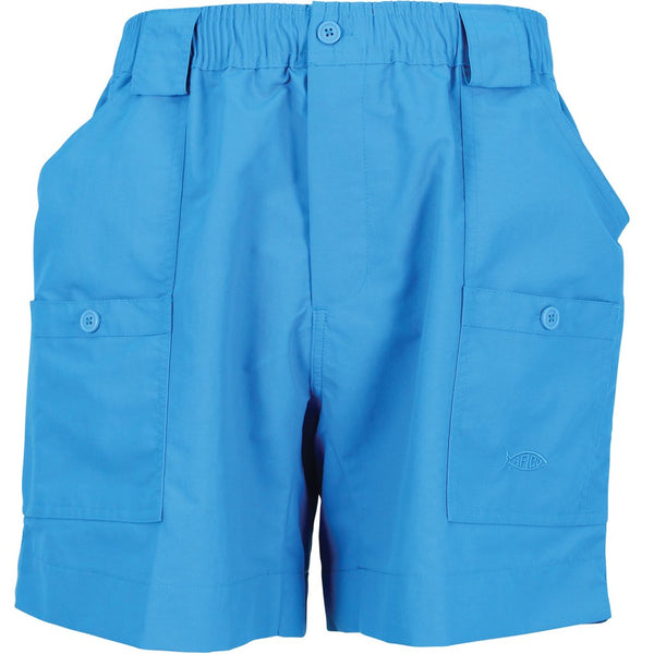 AFTCO M01 Original Fishing Shorts-Vivid Blue