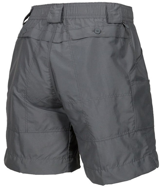 AFTCO MO1L Long Fishing Short-Charcoal