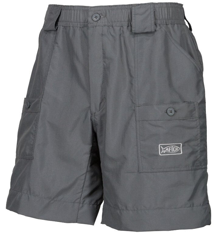 Aftco M01L Fishing Shorts were made for anglers that demand the best in fishing shorts and like longer length legs. Shop Bennetts Clothing for a large selection of Aftco hats and shorts with same day shipping.