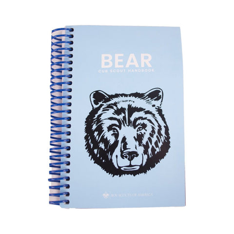 Bear Scout Handbook is coil bound for use with ease. Shop Bennetts Clothing for all your Scouting needs shipped same day. BSA Authorized Retailer for over 35 years