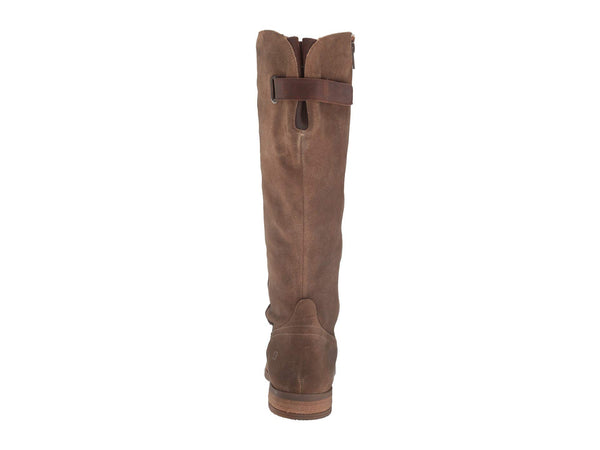 Born Albi Tall Riding Boot-Natural Distressed