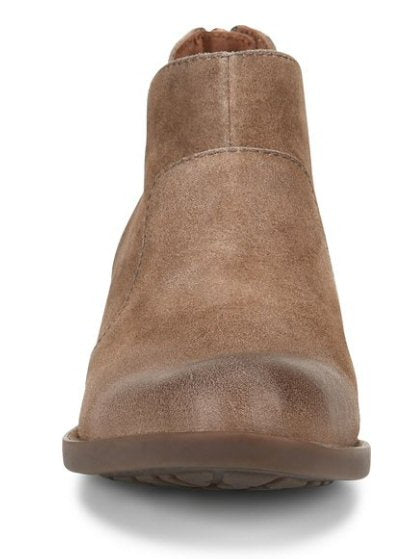 Born Womens Kerri Boot-Taupe Distressed