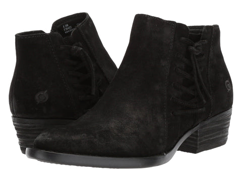 Born Bessie Booties are a must have boot -Shop Bennetts Clothing for a large selection of womens boots with same day shipping