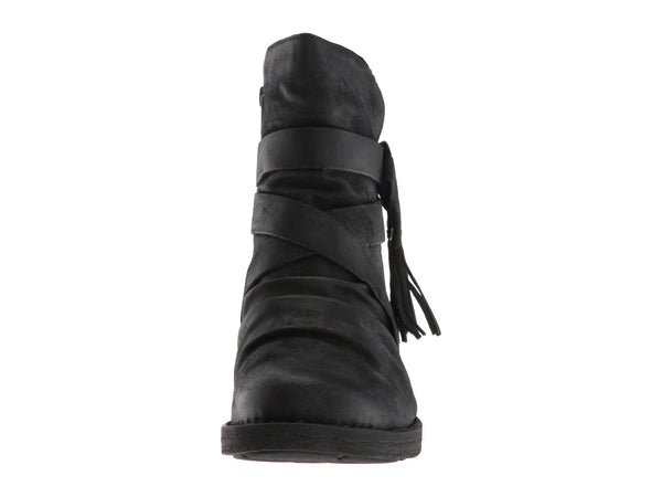 Born Eton Boot-Black Distressed
