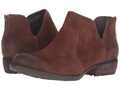 Womens Born Kerri Zip-up Bootie -Shop Bennetts Clothing for a large selection of Born Boots