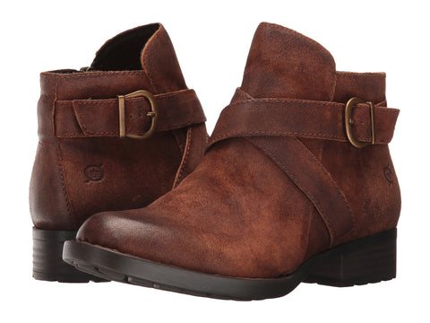Born Womens Trinculo Boot-Rust