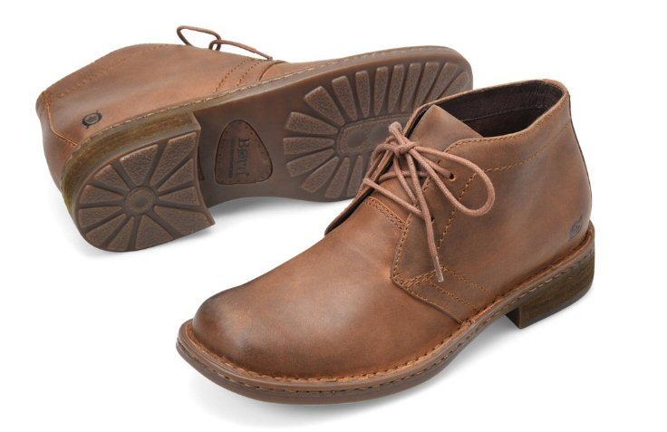 Born Men's Harrison Chukka Boot-Grand Canyon Brown
