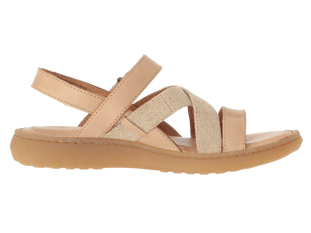 9f03a8cb7473 Born Womens Manta Sandal-Beige – Bennett s Clothing