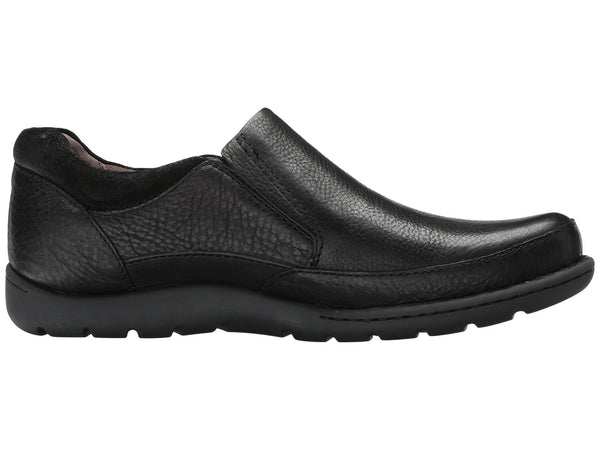 Born Men's Nigel Slip-on Shoe-Black