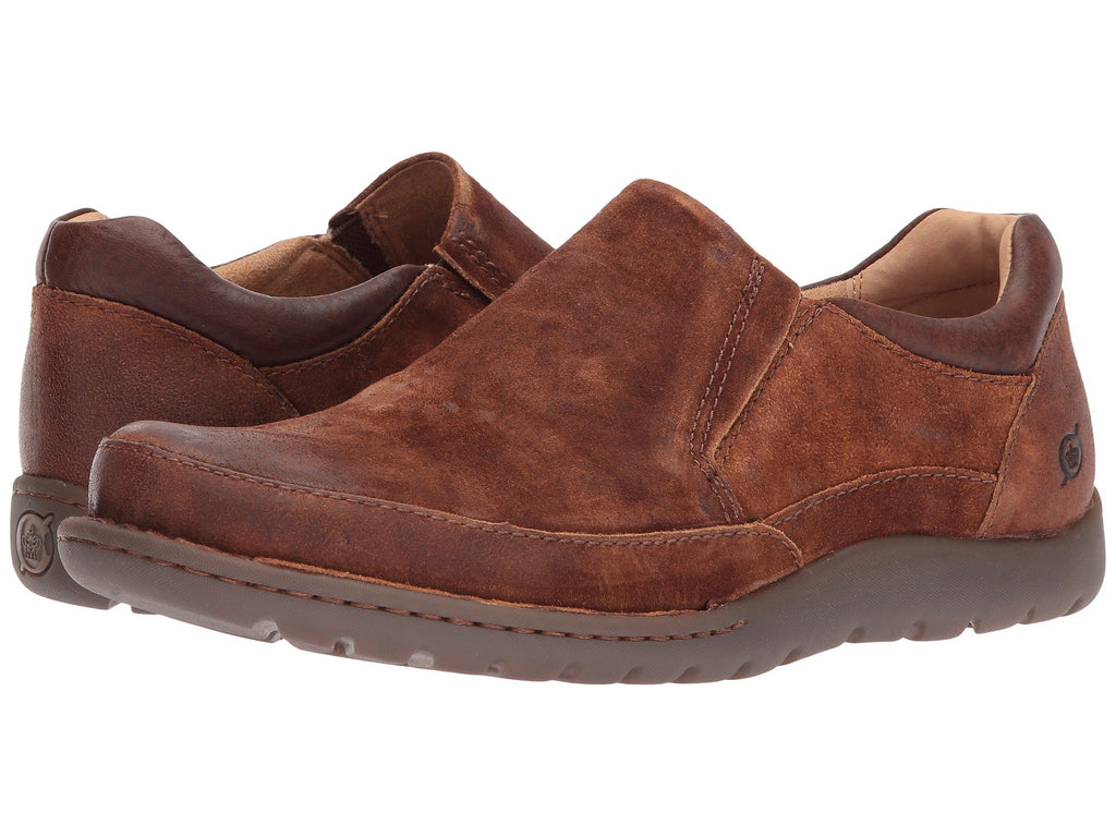 Mens Born Nigel Slip-on Shoe -Shop Bennetts Clothing for a large selection of the best in name brand mens fashions