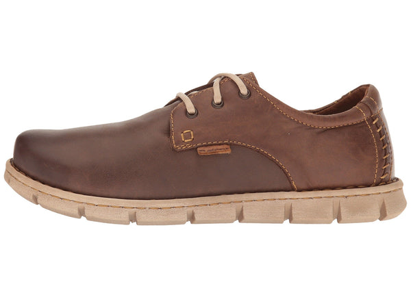 Born Men's Soledad Lace-up Oxford-Dark Brown