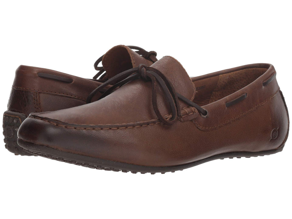 Born Virgo Slip-on driving moc for men -Shop Bennett's Clothing for a large selection of mens shoes and boots