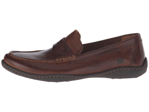 Born Men's Simon Slip-on Loafer-Cymbal Tan - Bennett's Clothing - 2