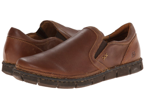 Born Men's Sawyer Slip-On-Tan