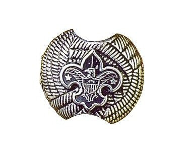 Boy Scout Neckerchief Slide - Bennett's Clothing