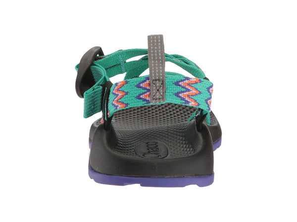 Chaco ZX1 Ecotread Sandal (Toddler/Little Kid/Big Kid)-Mint Leaf