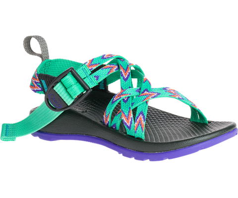 Chaco Z1 Ecotread Sandal (Toddler/Little Kid/Big Kid)-Mint Leaf