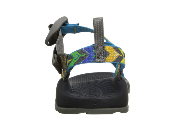 Chaco Z1 Ecotread Sandal (Toddler/Little Kid/Big Kid)-Arrows Slate - Bennett's Clothing - 3