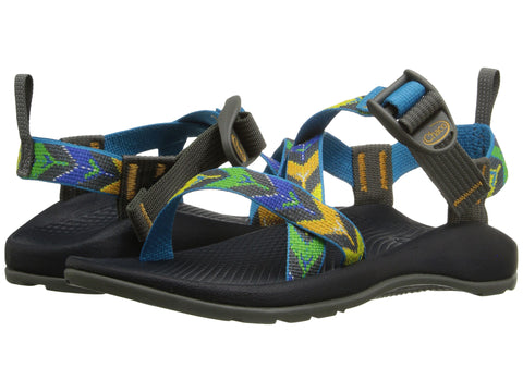 Chaco Z1 Ecotread Sandal (Toddler/Little Kid/Big Kid)-Arrows Slate - Bennett's Clothing - 1