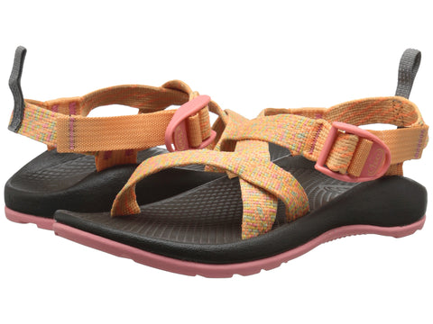 Chaco Z1 Ecotread Sandal (Toddler/Little Kid/Big Kid)-Batten Sherbert - Bennett's Clothing - 1