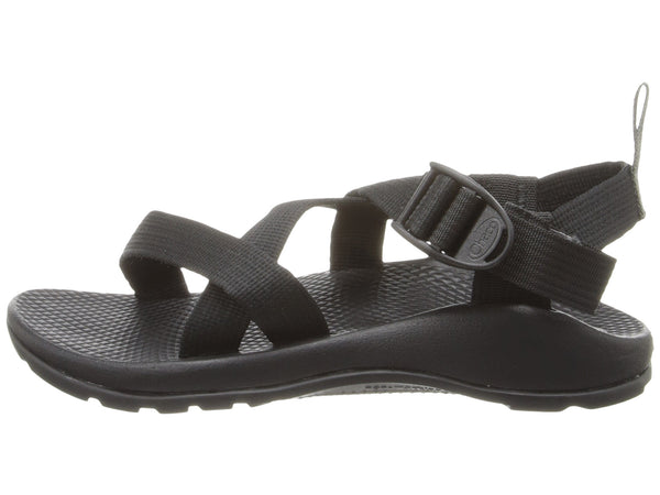Chaco Z1 Ecotread Sandal (Toddler/Little Kid/Big Kid)-Black - Bennett's Clothing - 2