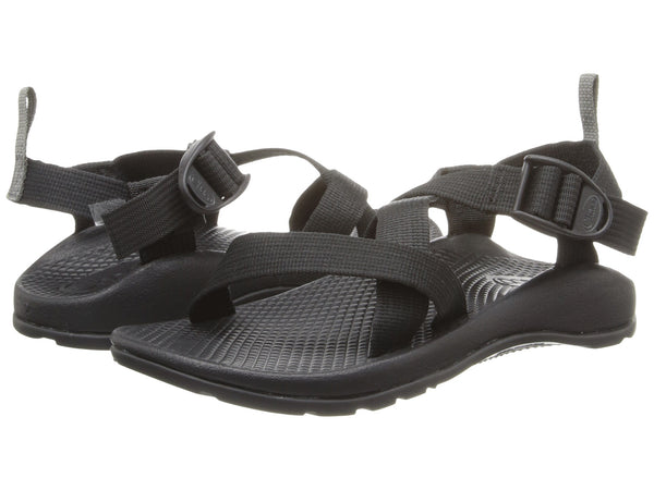 Chaco Z1 Ecotread Sandal (Toddler/Little Kid/Big Kid)-Black - Bennett's Clothing - 1