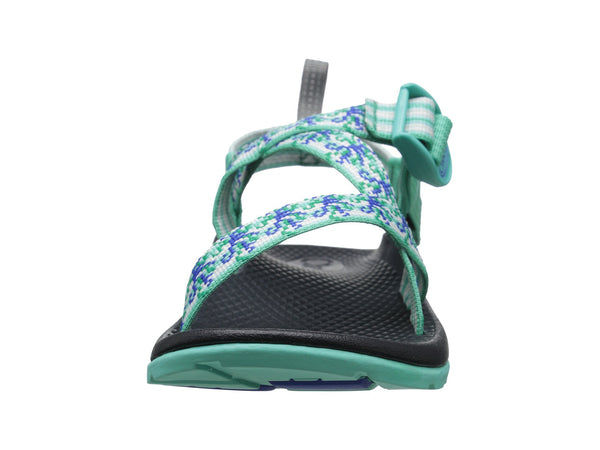 Chaco Z1 Ecotread Sandal (Toddler/Little Kid/Big Kid)-Medusa Aqua - Bennett's Clothing - 5