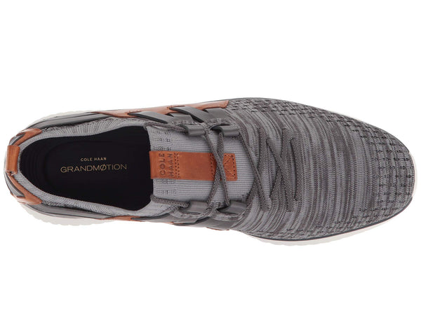 Cole Haan Grand Motion Woven Stitchlite Sneaker-Magnet/Ironstone