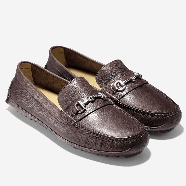 Cole Haan Men's Grant Canoe Bit Loafer-Tmoro