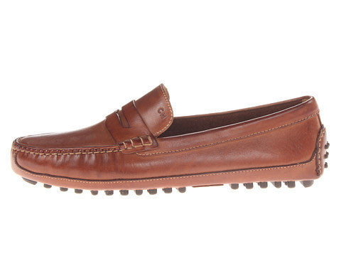 Cole Haan Men's Grant Canoe Penny-Papaya - Bennett's Clothing - 2