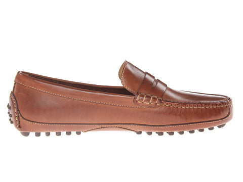 Cole Haan Men's Grant Canoe Penny-Papaya - Bennett's Clothing - 4