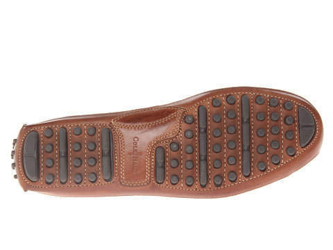 Cole Haan Men's Grant Canoe Penny-Papaya - Bennett's Clothing - 7