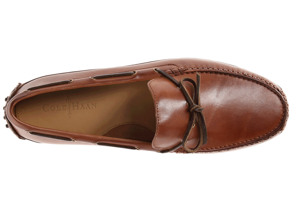 8f047998f8e ... Cole Haan Men s Grant Canoe Moc-Papaya - Bennett s Clothing - ...