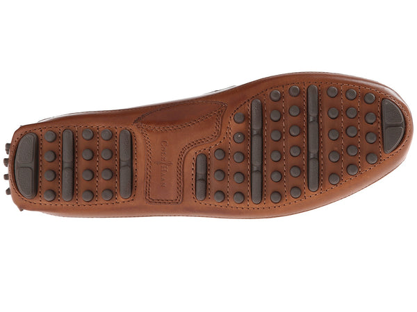 Cole Haan Men's Grant Canoe Moc-Papaya - Bennett's Clothing - 7